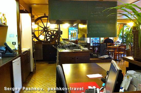 Campanile Chatellerault: Ресторан