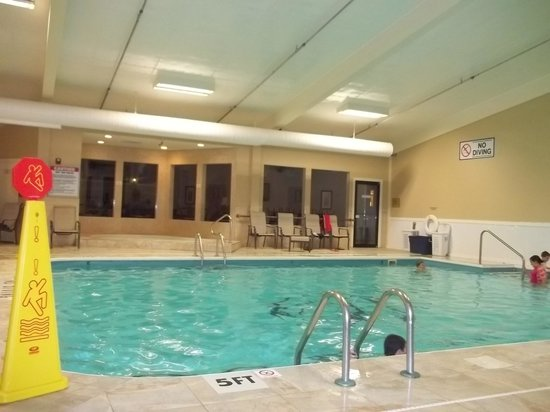 Berlin Resort: The indoor heated pool