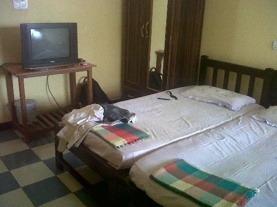 A Canoa Hotel: Room 32