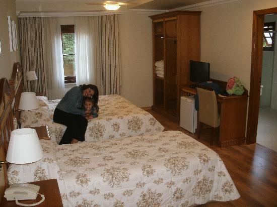 Hotel Recanto da Serra: Quarto