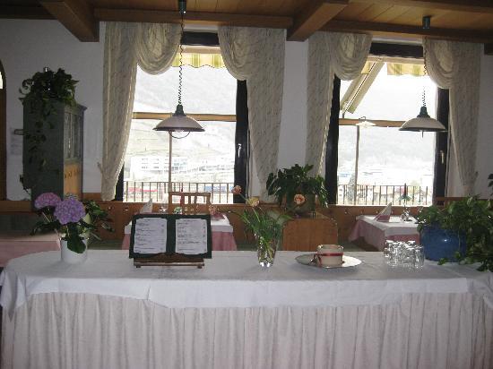 Hotel Rentschnerhof: Breakfast area