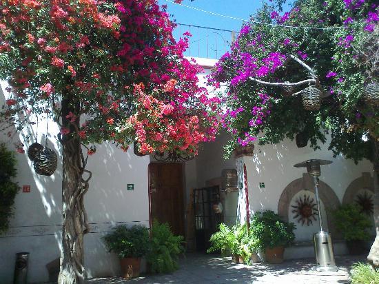 Hotel Villa del Villar: estancia