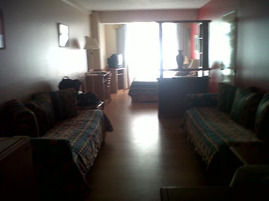 Cabildo Suites Hotel: Vista Gral