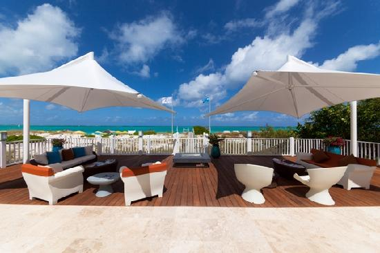 Alexandra Resort: Oceanfront Reception