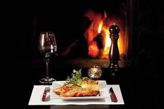 Torino Bar Bistro: Breaded steak with sausage Pupi , Milanesa de Bife de Chorizo Pupi