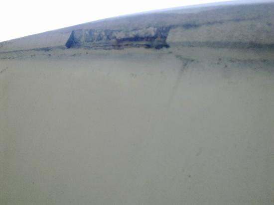 Esplanade Tergesteo: piastrelle bagno