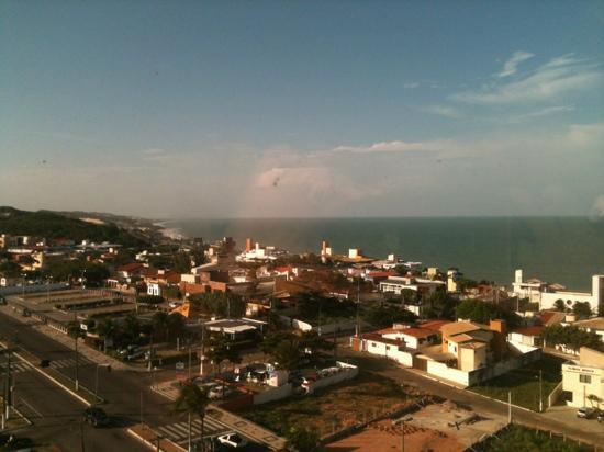 Best Western Premier Majestic Ponta Negra Beach: da janela lateral