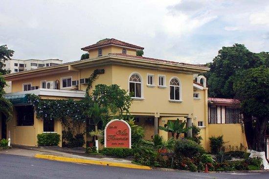Hotel Villa Florencia: Estrategicamente bien ubicado