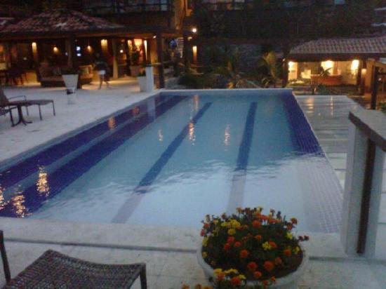 Hotel Ville La Plage: Piscina Ville La Plage 03/2012