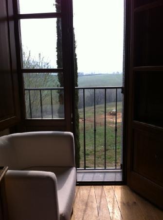 Agriturismo La Colombaia: dalla finestra