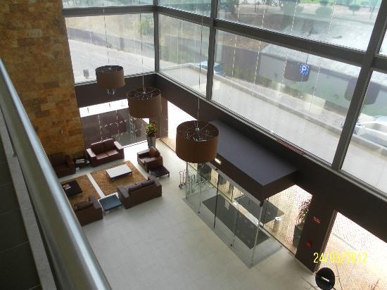Areias Village Hotel Apartamento: Lobby