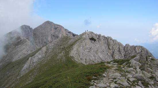 Pirin National Park: Sinanitsa peak
