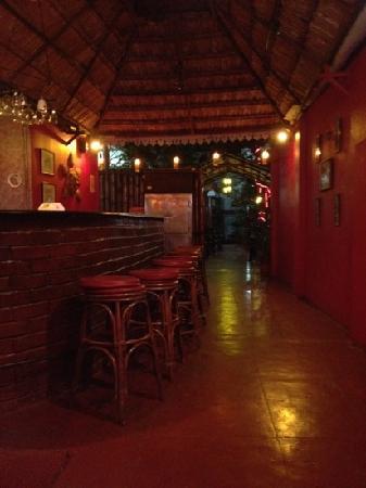 Mira Hotel: bar area