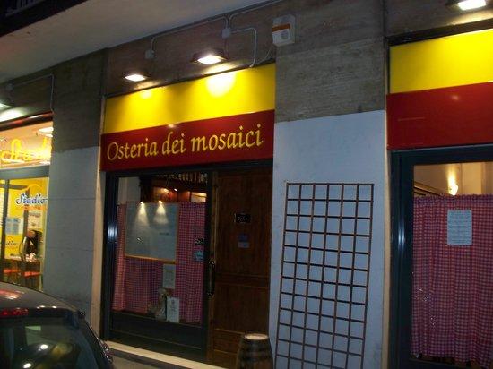 osteria dei mosaici milano restaurantanmeldelser