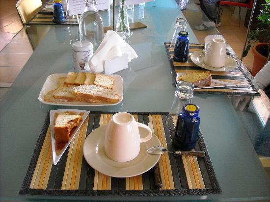 Relais Il Monticello: la colazione 2