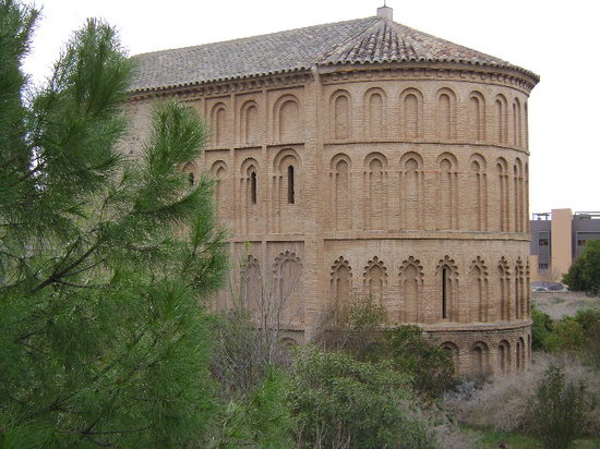 Province of Toledo, إسبانيا: Ermita del Cristo de la Vega, Toledo.