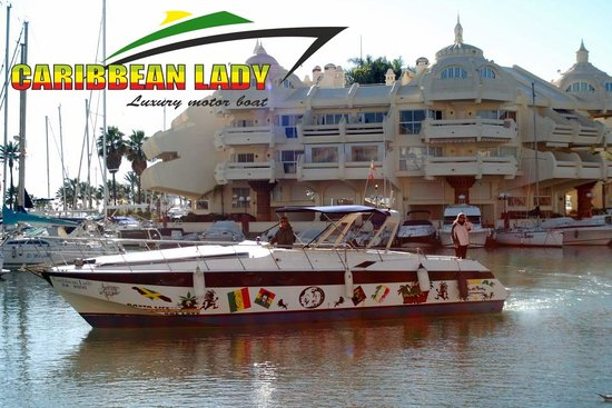 Caribbean Lady Private Tour: Caribbean Lady