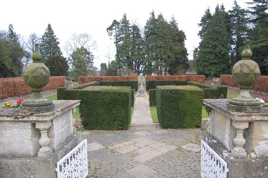 Doxford Hall Hotel: Hotel Grounds