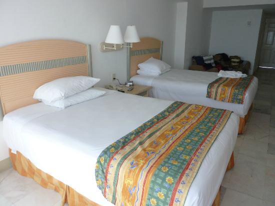 Tesoro Ixtapa: Notre chambre