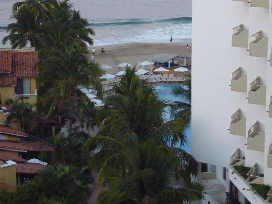 Tesoro Ixtapa: Vue de ma chambre