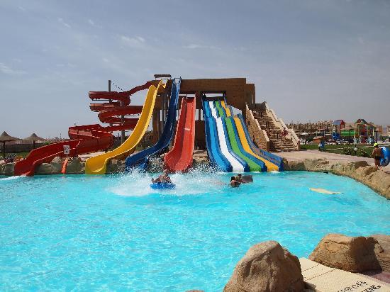 Tirana Aqua Park Resort: The aqua pool