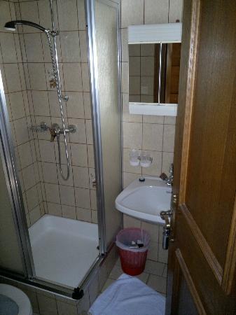 Chalet Alpenblume: Bathroom