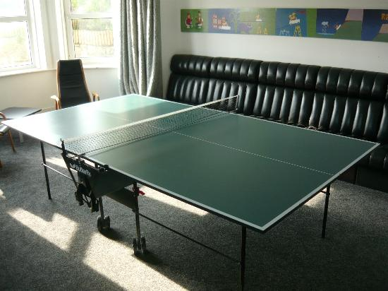The Big Sleep Hotel Eastbourne by Compass Hospitality: Table tennis