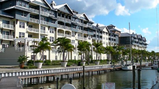 larger building on marina picture of the inn at little. Black Bedroom Furniture Sets. Home Design Ideas