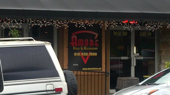 Amore Pizza & Restaurant