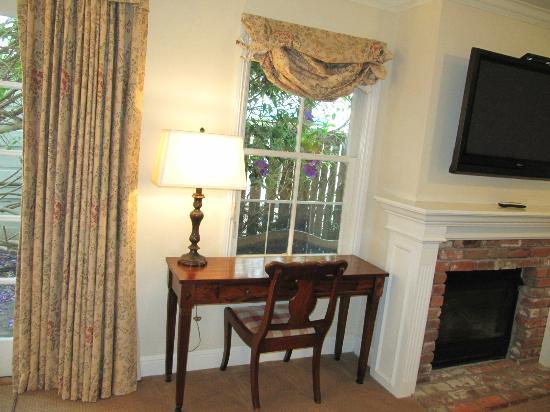 The Gables Inn Sausalito: Room