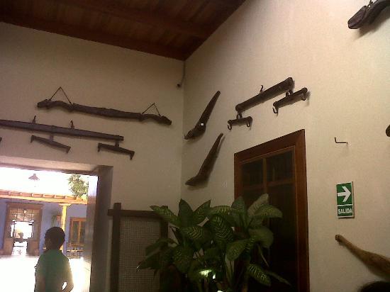 Museo Arqueologico Paracas: Hacienda San José - El Carmen, Chincha