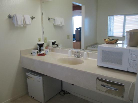 Seacliff Motel on the Bluff: Bathroom