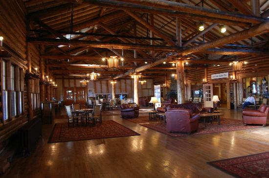 Inside The Lodge Picture Of Lake Lodge Cabins
