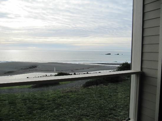 Seacliff Motel on the Bluff: Ocean