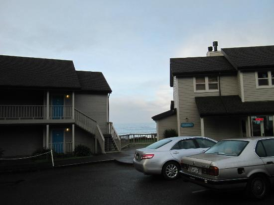 Seacliff Motel on the Bluff: outside
