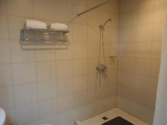 Smallville 21 Hotel: Bathroom 2