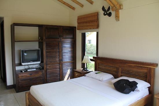 Decameron Panaca : La habitación principal de la villa