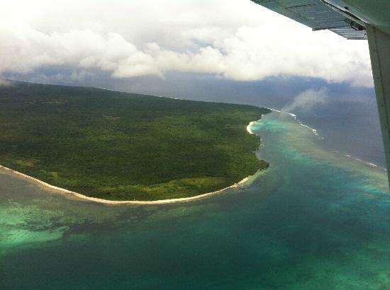 Vatulele Island Resort: See you next time I hope!
