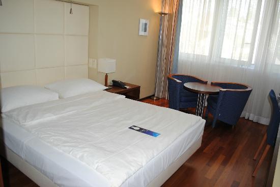 Radisson Blu Hotel, St. Gallen: Single Accommodation