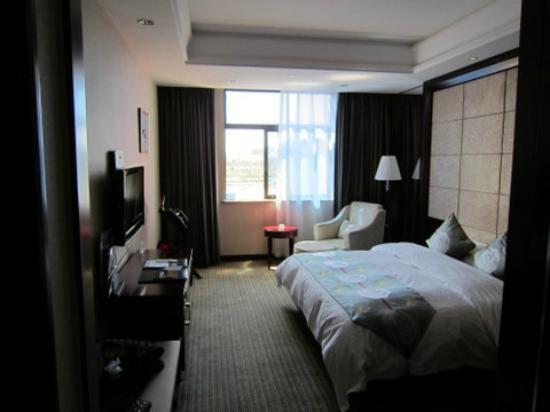Huangshan International Hotel: Third floor room