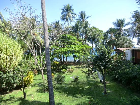 Pargo Feliz Hotel: view from room
