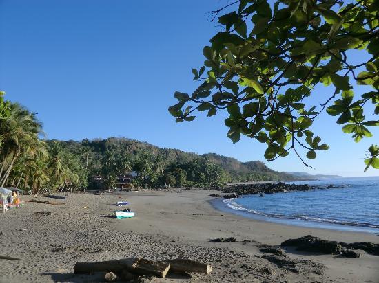 Pargo Feliz Hotel: beach 3