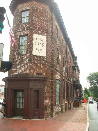 Historic Inns of Annapolis: Maryland Inn