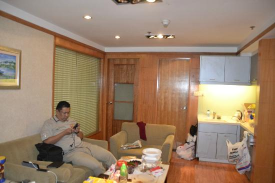 Yihe Business Hotel: Rooms