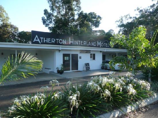 Atherton Hinterland Motel: Reception