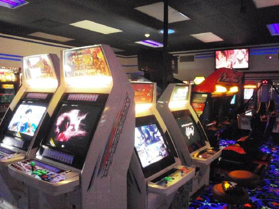 Arcade Odyssey: SSFIVAE & many other Arcade Games Available