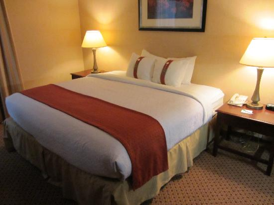 Ramada Fresno Airport: King Bed