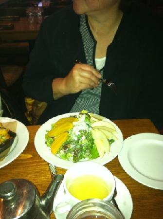 The Porch Restaurant and Bar: beet salad