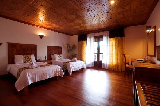 Angkor Sayana Hotel & Spa: Standard City View Room