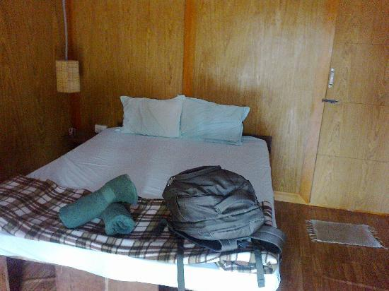 Anantra Sea View Resort: Rooms inside view ..